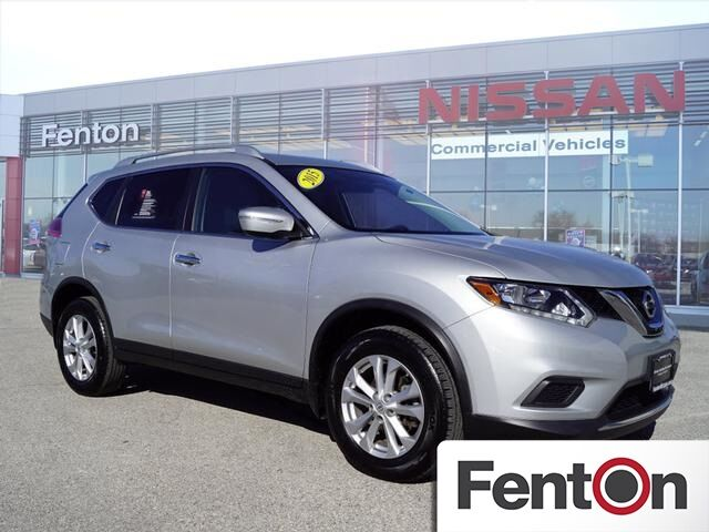 2015 Nissan Rogue SV CERTIFIED Lee's Summit MO