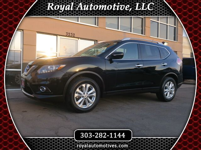 2015 Nissan Rogue SV Englewood CO