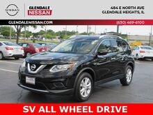 2015_Nissan_Rogue_SV_ Glendale Heights IL