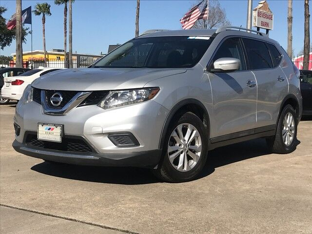 2015_Nissan_Rogue_SV_ Houston TX