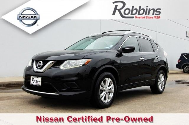 2015 Nissan Rogue SV Houston TX