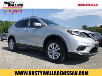 2015_Nissan_Rogue_SV_ Knoxville TN