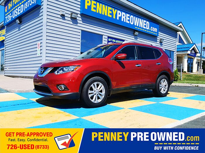 2015 Nissan Rogue SV Mount Pearl NL