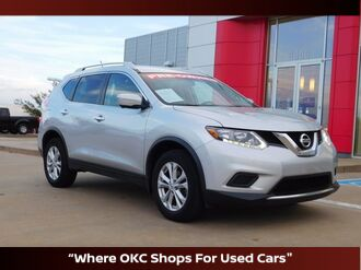 2015_Nissan_Rogue_SV_ Oklahoma City OK
