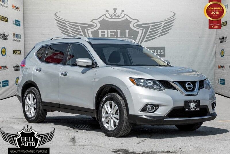 2015 Nissan Rogue SV PANORAMIC SUNROOF BACK-UP CAMERA AWD Toronto ON