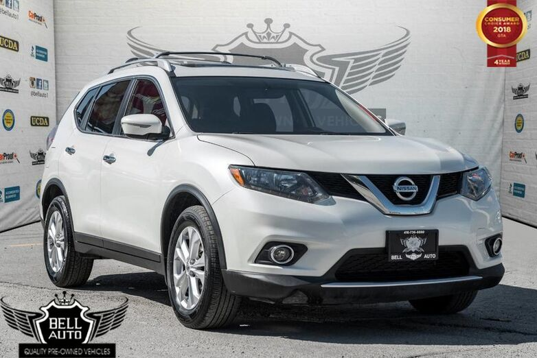 2015 Nissan Rogue SV PANORAMIC SUNROOF REAR VIEW & BACK-UP CAMERA BLUETOOTH Toronto ON