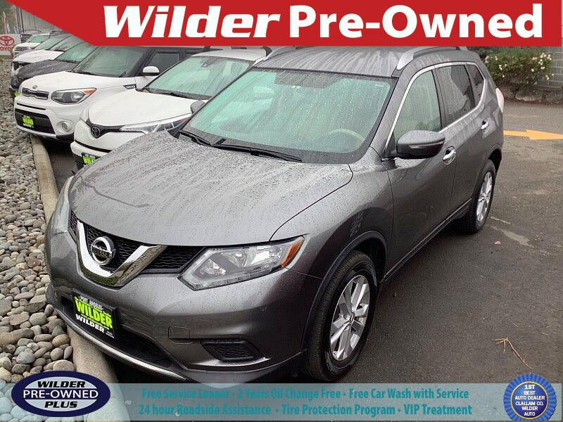 2015 Nissan Rogue SV Port Angeles WA
