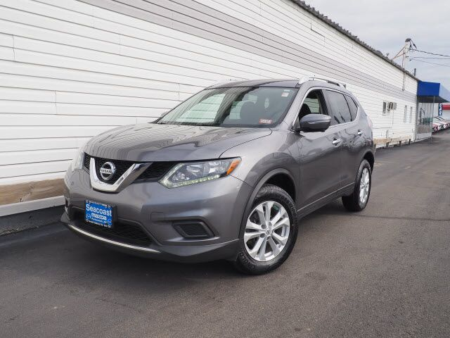 2015 Nissan Rogue SV Portsmouth NH