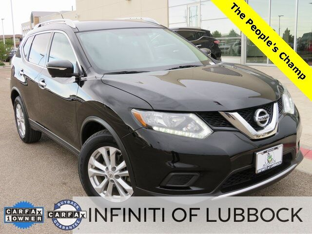 2015 Nissan Rogue SV Lubbock TX