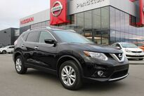 Nissan Rogue SV Sunroof Package 2015