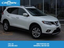 2015_Nissan_Rogue_SV Tech **Local Vehicle/Previous Lease**_ Winnipeg MB