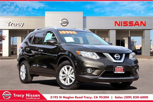 2015 Nissan Rogue SV Tracy CA