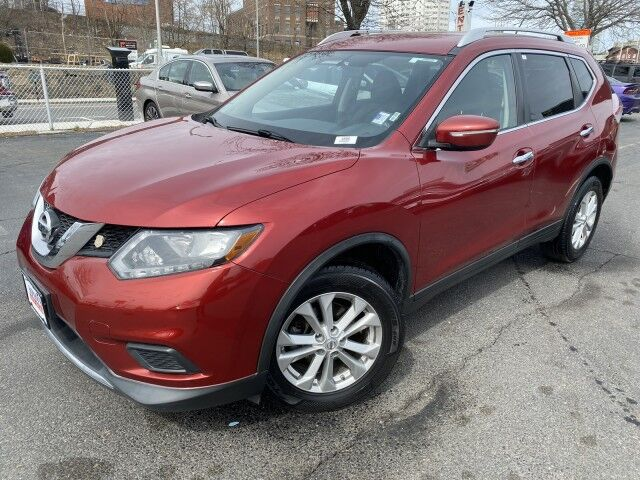 2015 Nissan Rogue SV Worcester MA