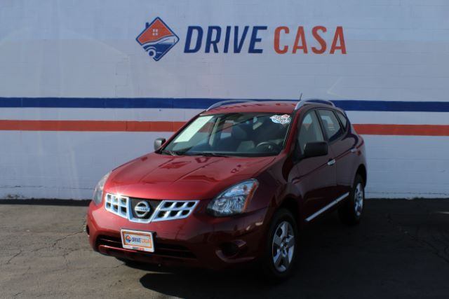 2015 Nissan Rogue Select S 2WD Dallas TX