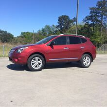 2015_Nissan_Rogue Select_S 2WD_ Hattiesburg MS