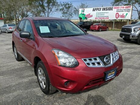 2015 Nissan Rogue Select S Brownsville TX
