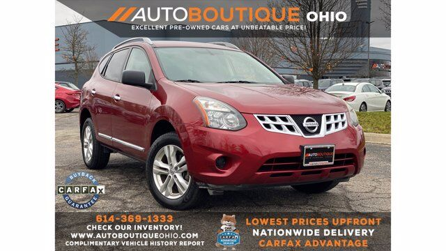 2015 Nissan Rogue Select S Columbus OH