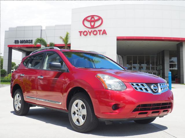 2015 Nissan Rogue Select S Delray Beach FL