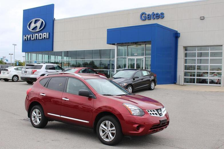 2015 Nissan Rogue Select S-FWD w/Rearview Camera & 17 Alloy Richmond KY