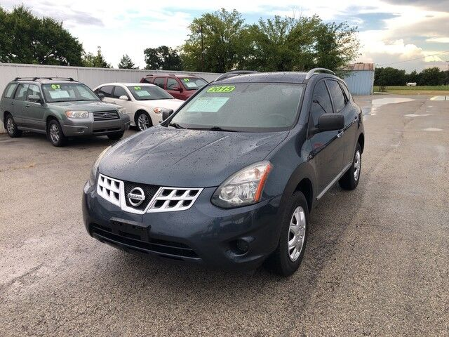 2015 Nissan Rogue Select S Gainesville TX