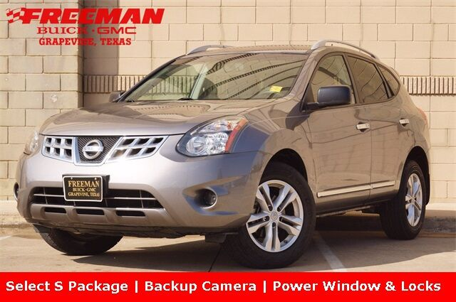 2015 Nissan Rogue Select S Grapevine TX