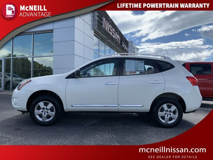2015 Nissan Rogue Select S High Point NC