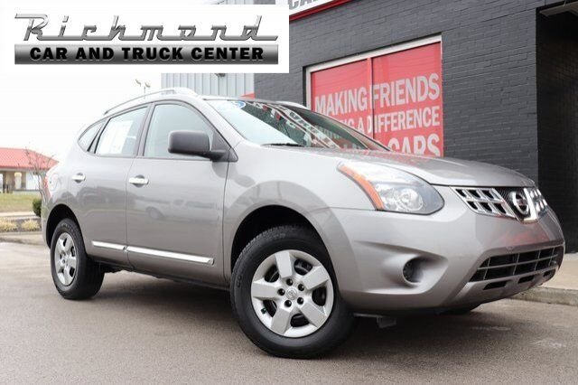 2015 Nissan Rogue Select S Richmond KY