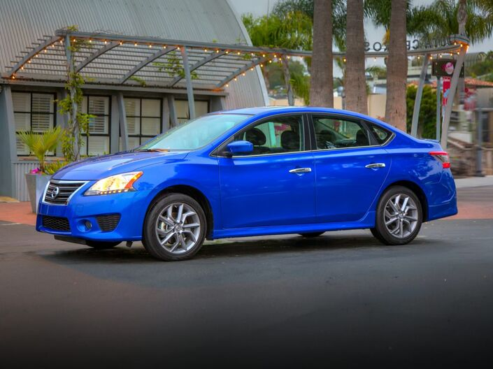 2015 Nissan Sentra  Franklin TN