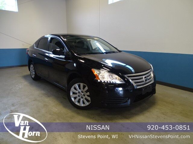 2015 Nissan Sentra FE+ S Plymouth WI