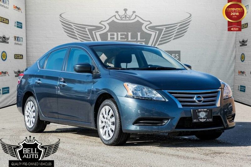 2015 Nissan Sentra S AUTO TOOTH CONNECTIVITY