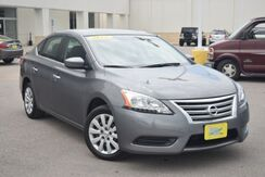2015_Nissan_Sentra_S CVT_ Houston TX
