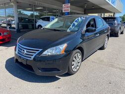 2015_Nissan_Sentra_S_ Cleveland OH