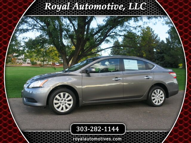 2015 Nissan Sentra S Englewood CO