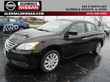 2015_Nissan_Sentra_S_ Glendale Heights IL