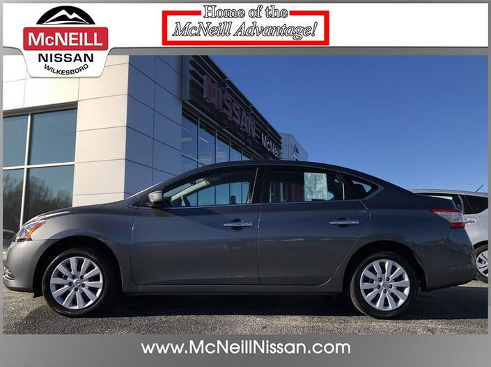 2015 Nissan Sentra S High Point NC