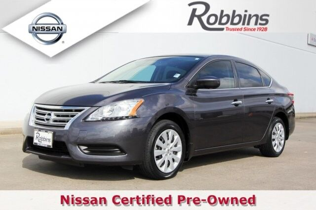 2015 Nissan Sentra S Houston TX