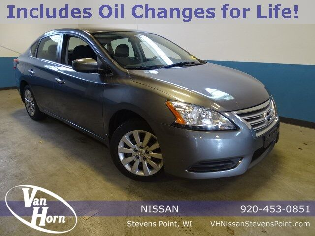 2015 Nissan Sentra S Plymouth WI