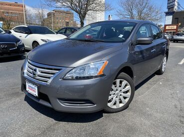 2015_Nissan_Sentra_S_ Worcester MA