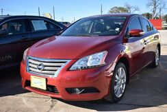 2015_Nissan_Sentra_SL_ Houston TX