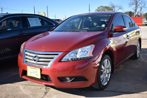 2015 Nissan Sentra SL Houston TX