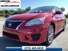 2015_Nissan_Sentra_SR_ Campbellsville KY