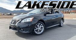 2015_Nissan_Sentra_SR_ Colorado Springs CO
