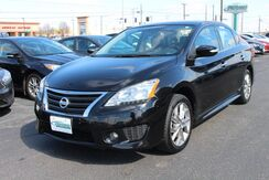 2015_Nissan_Sentra_SR_ Fort Wayne Auburn and Kendallville IN