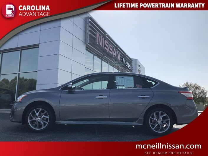 2015 Nissan Sentra SR High Point NC