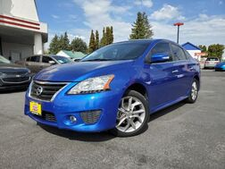 2015_Nissan_Sentra_SR_ Pocatello and Blackfoot ID