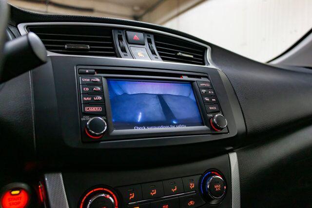 2015 Nissan Sentra SR Roof Nav BCam Red Deer AB