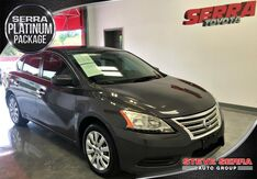 2015_Nissan_Sentra_SV_ Decatur AL