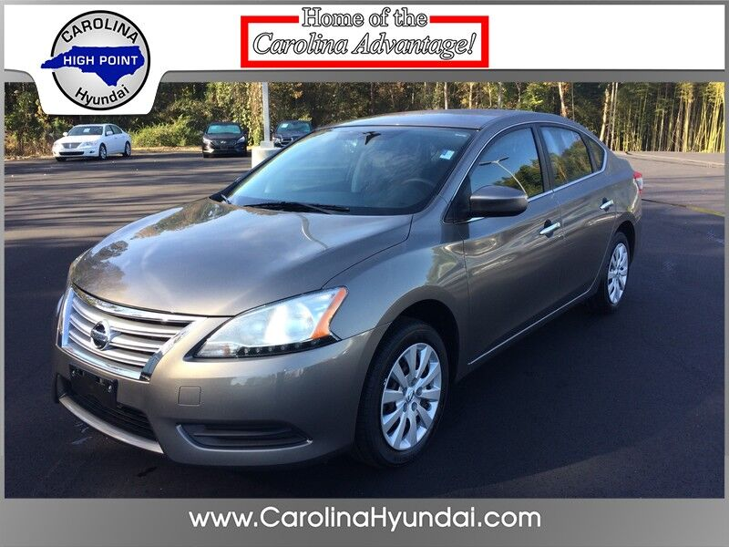 2015 Nissan Sentra SV High Point NC