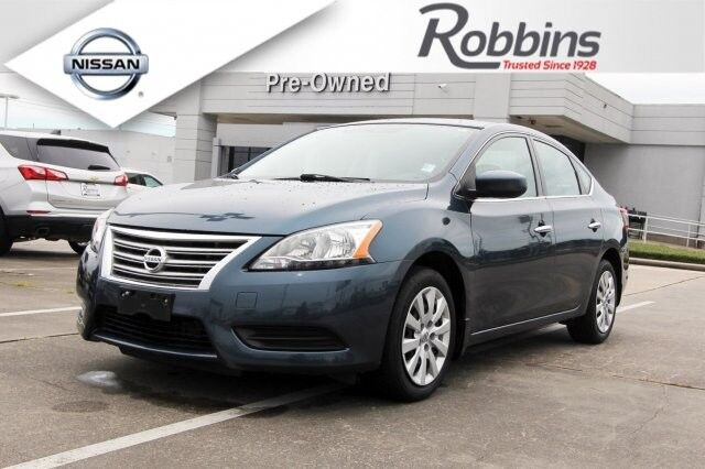 2015 Nissan Sentra SV Houston TX