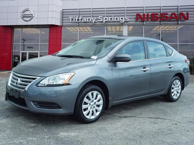 2015 Nissan Sentra SV Kansas City KS